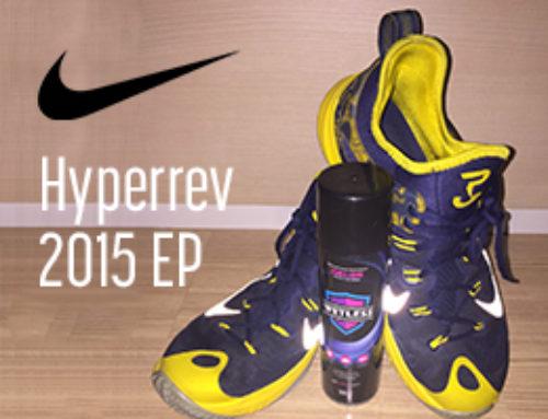 NIKE Hyperrev 2015 EP VS H2O